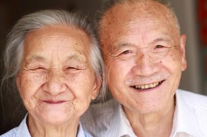 Elderly Asian 121