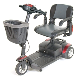 Activecare Mobility Scooter Scooter Spitfire 3 Wheel 1320 Lightweight Scooter