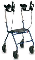 Rollator Platform Support Forearm Support