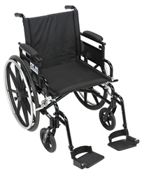 Drive Wheelchair Viper Plus Gt Deluxe High Strength