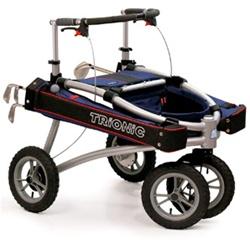 Trionic Golf Walker All Terrain Rollator Golf Cart