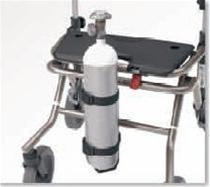 Dolomite Oxygen Tank Holder For The Melody And Soprano